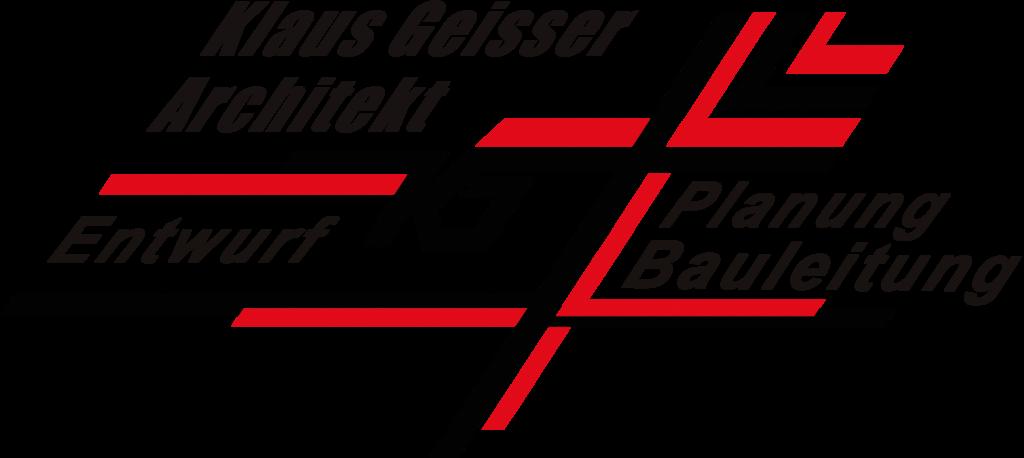 Klaus Geisser Architekt Logo